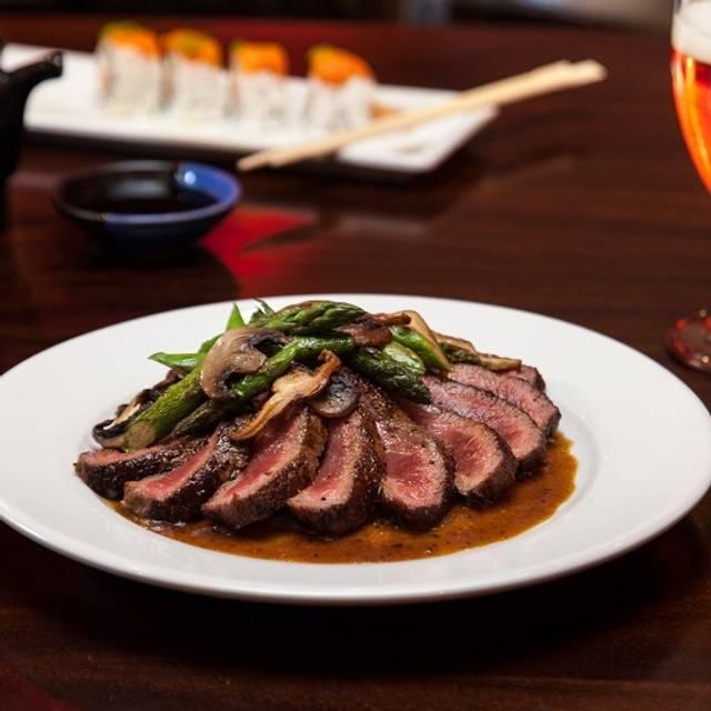 Reg Black Pepper Sirloin - RA Sushi Bar Restaurant - Tempe, Tempe, AZ