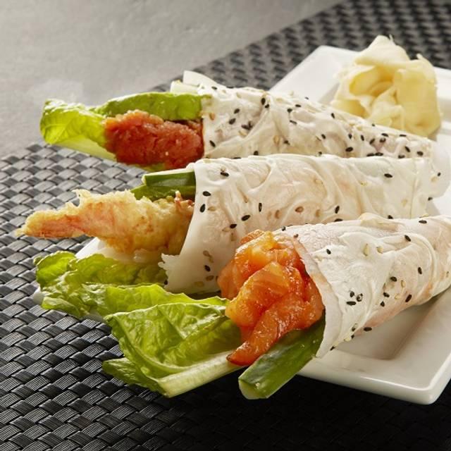 Reg Hand Rolls - RA Sushi Bar Restaurant - Tempe, Tempe, AZ