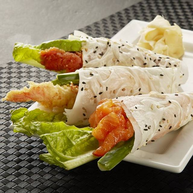 Reg Hand Rolls - RA Sushi Bar Restaurant - South Miami, Miami, FL
