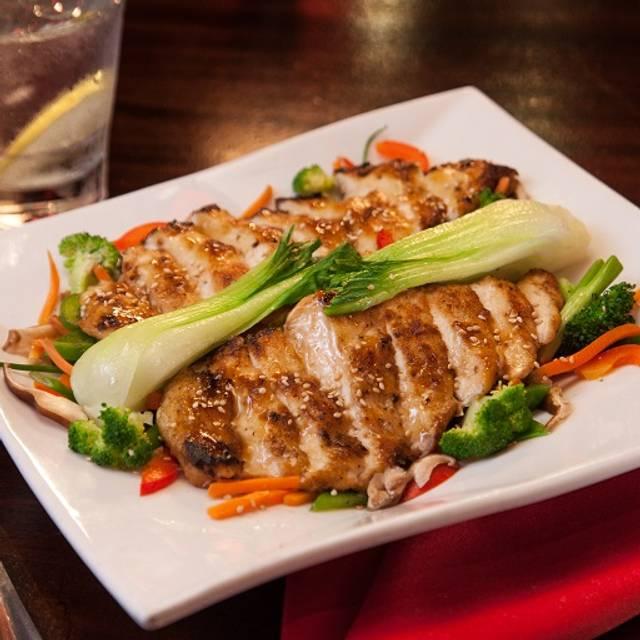Reg Chix Teriyaki - RA Sushi Bar Restaurant - Pointe Orlando, Orlando, FL