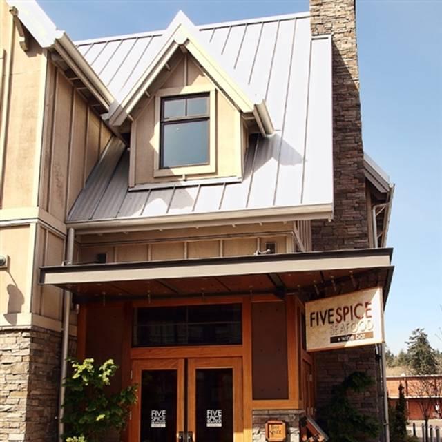 Fivespice Seafood & Wine Bar, Lake Oswego, OR