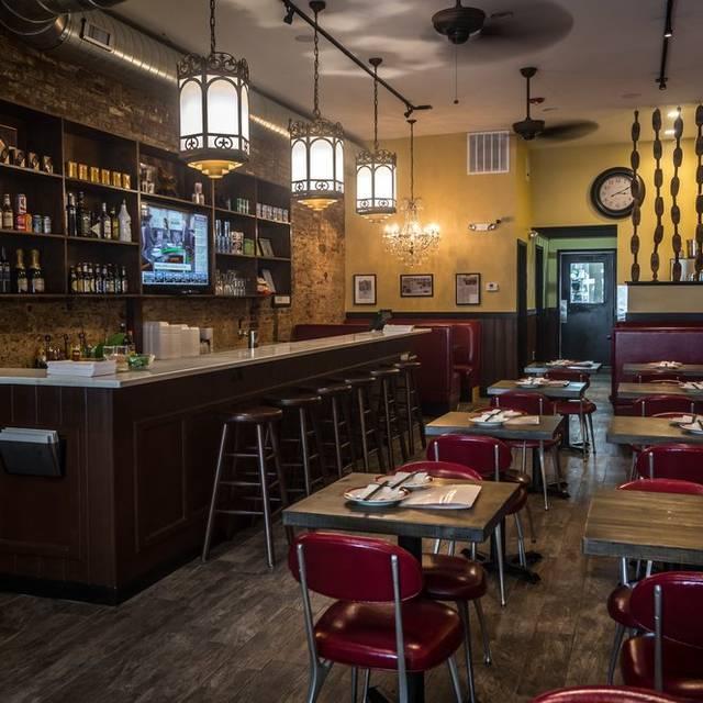 Connu Nom Wah Philadelphia Restaurant - Philadelphia, PA | OpenTable JC79