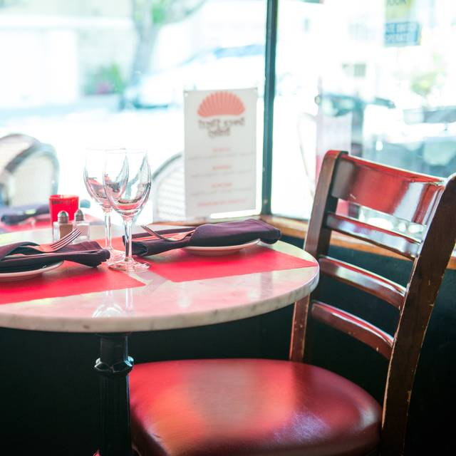Tables - Baker Street Bistro, San Francisco, CA