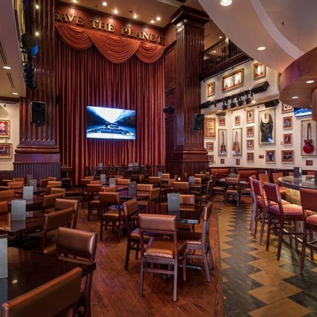 Hard rock cafe denver denver co opentable for 0pen table denver