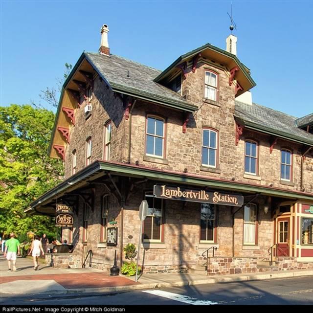Lambertville Station, Lambertville, NJ