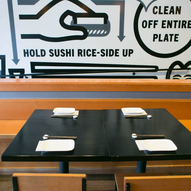 Tables - ICHI Sushi, San Francisco, CA