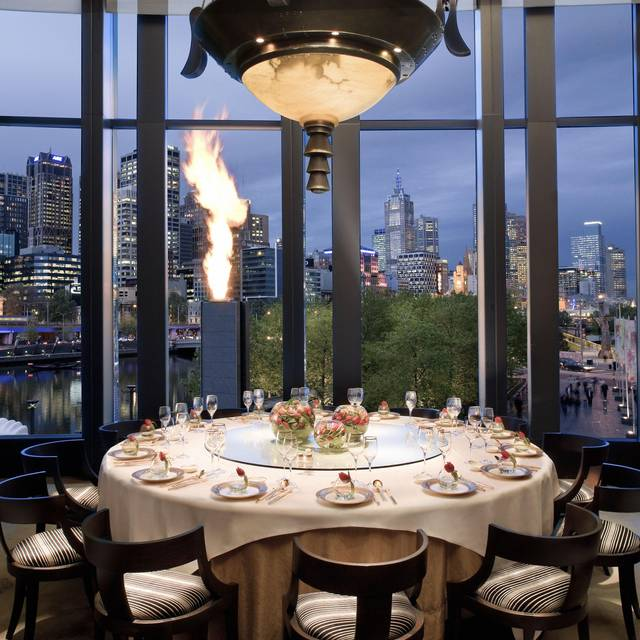 Silks Restaurant Crown Melbourne