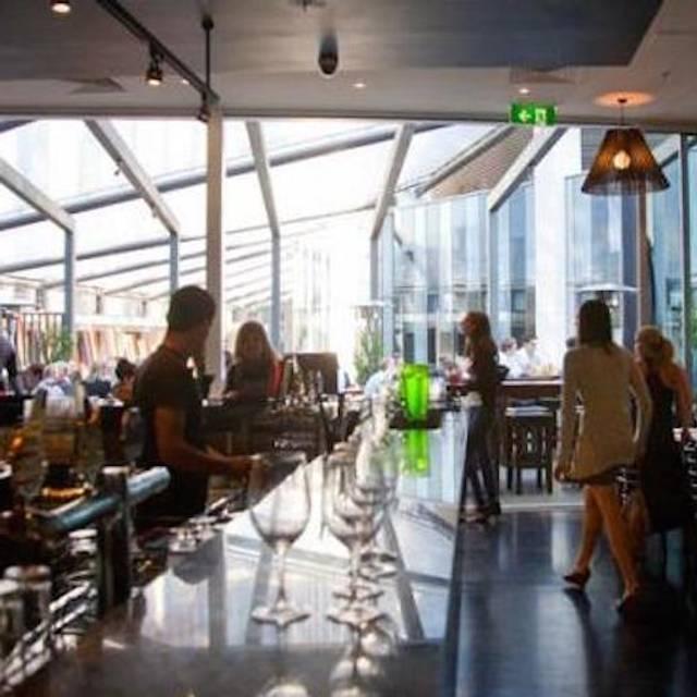 Slate Restaurant Bar, Melbourne, AU-VIC