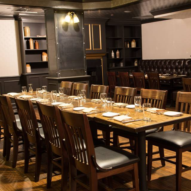 Downstairs Private Dining - Fish & Farm, San Francisco, CA