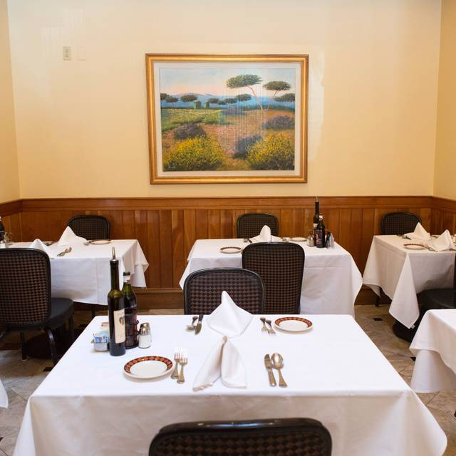 Dining Room - North Beach Restaurant, San Francisco, CA