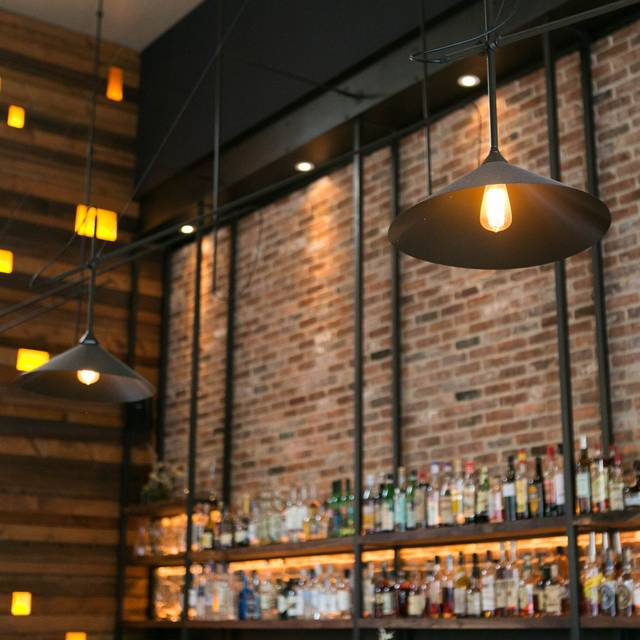 Back Bar - Reverb Kitchen & Bar, San Francisco, CA