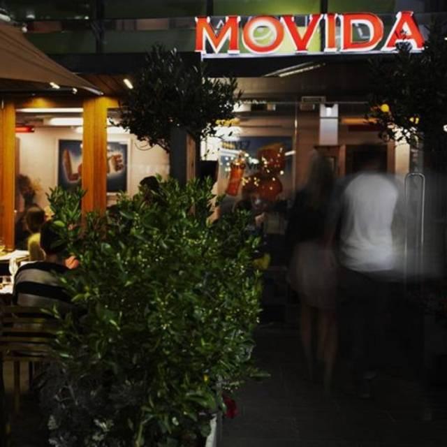 MoVida Aqui, Melbourne, AU-VIC