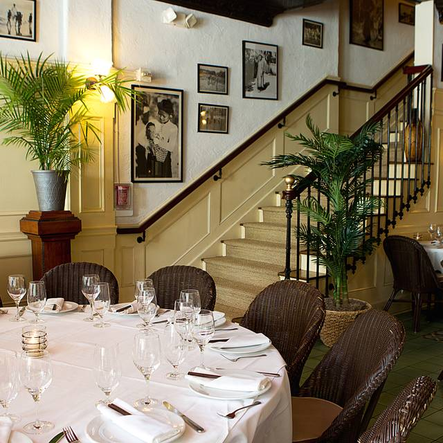 Dining And Stairwell - Le Colonial - SF, San Francisco, CA