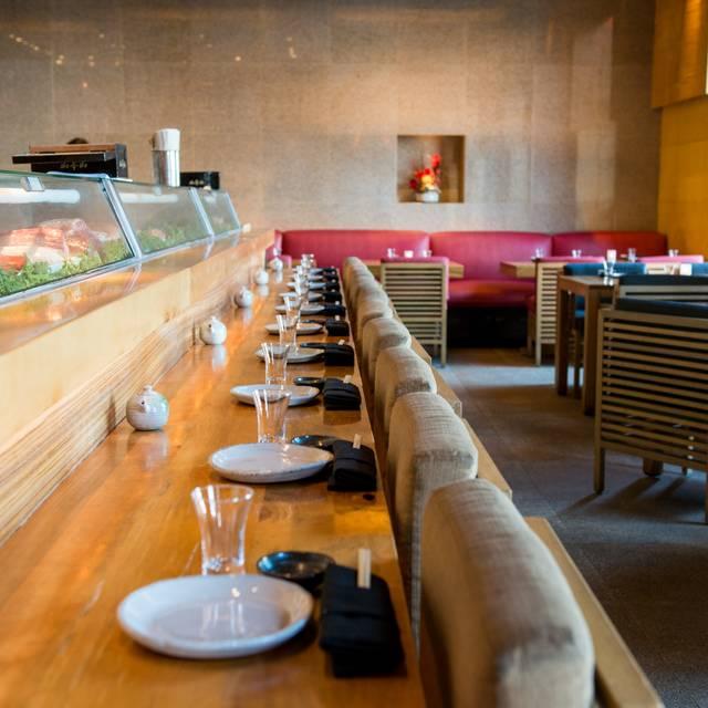 Sushi Bar - Ozumo - San Francisco, San Francisco, CA