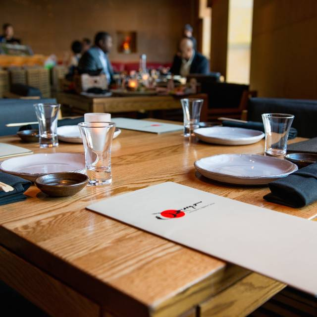 Table Setting - Ozumo - San Francisco, San Francisco, CA