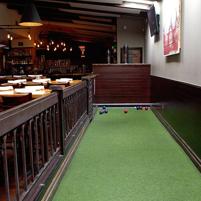 Bocce Ball - Stock in Trade, San Francisco, CA