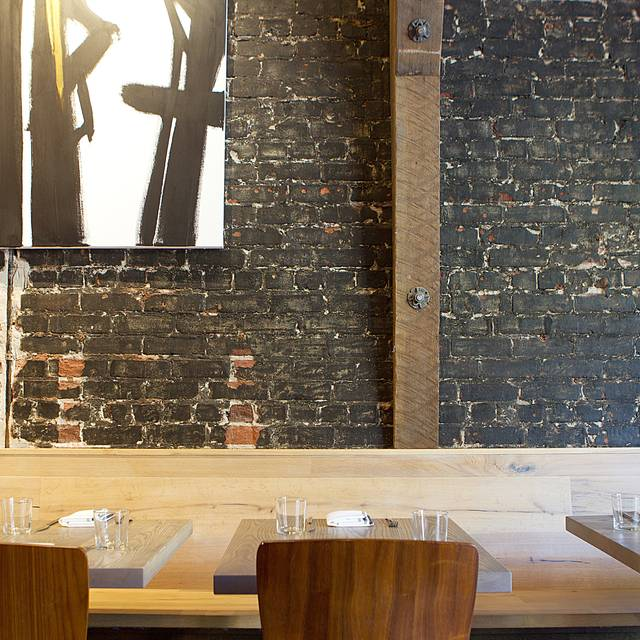 Tables Wall Interior Design - Trestle, San Francisco, CA
