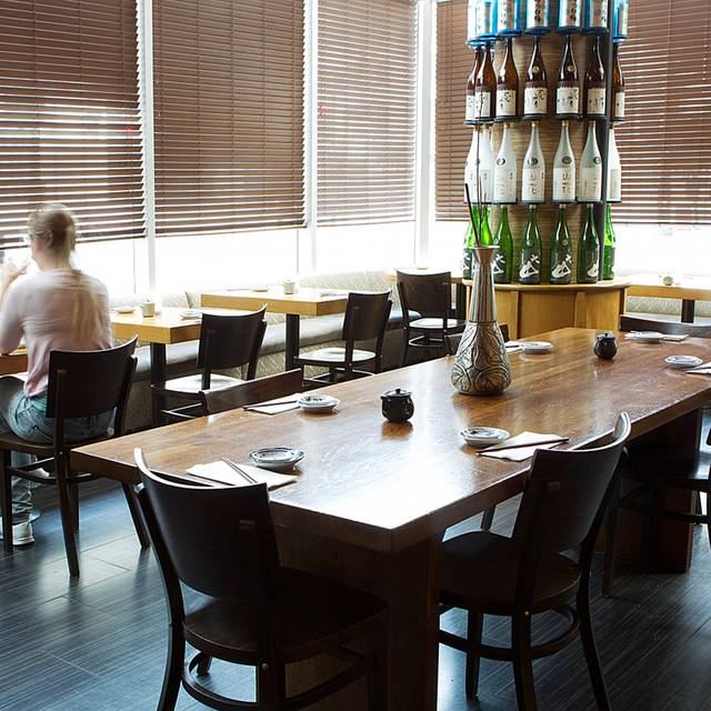Dining Room - Tsunami - Mission Bay, San Francisco, CA