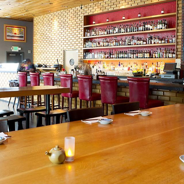 Dining Room And Bar - Tsunami - Mission Bay, San Francisco, CA