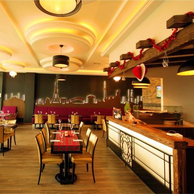 Bistro le monde restaurant dun laoghaire co dublin - Restaurant vaise tout le monde a table ...