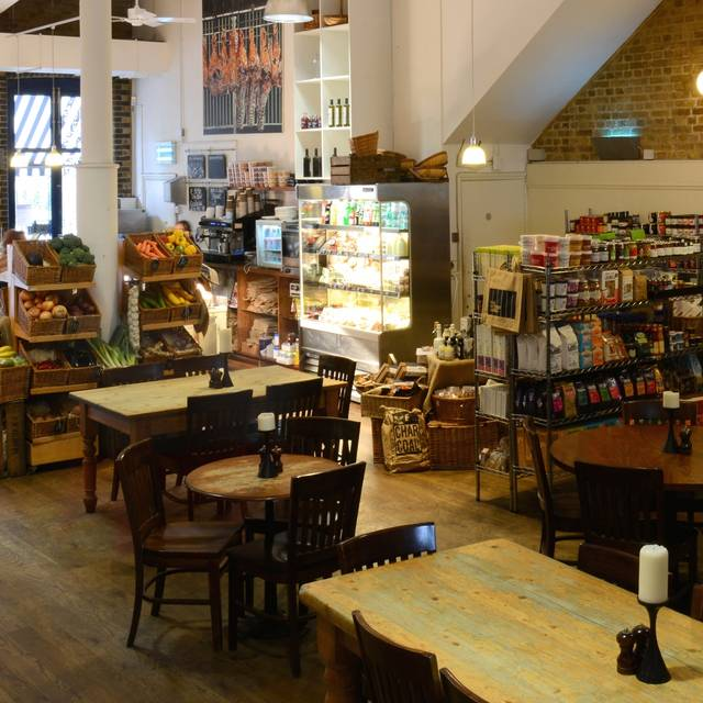 Shop Overview - The Butcher & Grill, London