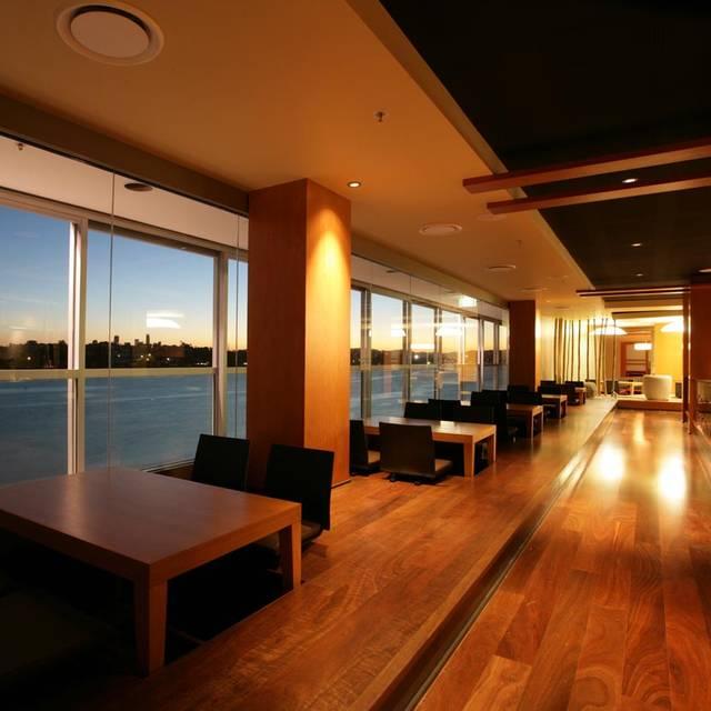 Sono Restaurant Portside Wharf, Hamilton, AU-QLD