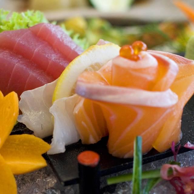 Sashimi - Sono Restaurant Portside Wharf, Hamilton, AU-QLD