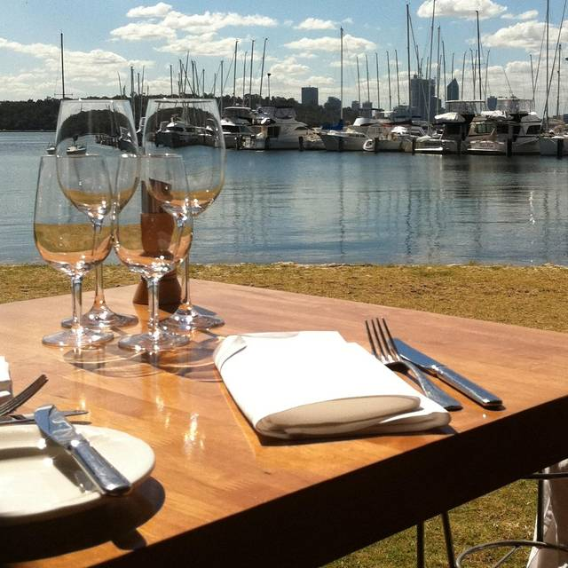 Matilda Bay Restaurant, Crawley, AU-WA