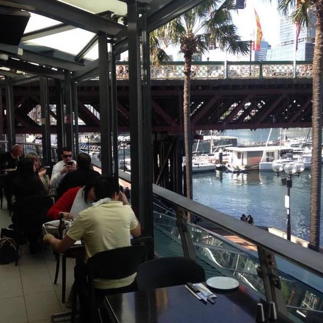 Hurricane's Grill & Bar - Darling Harbour, Sydney, AU-NSW
