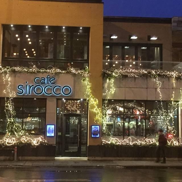 Cafe Sirocco, Quebec, QC