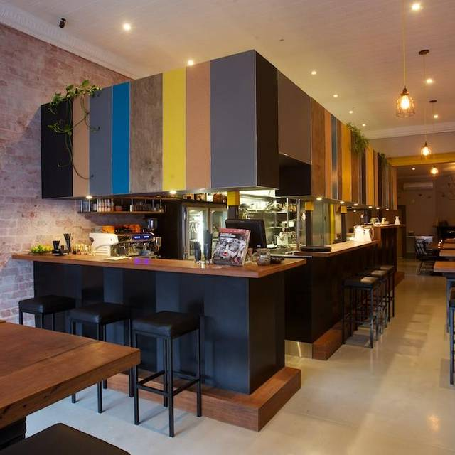 Hercules Morse Kitchen Bar South Melbourne Vic