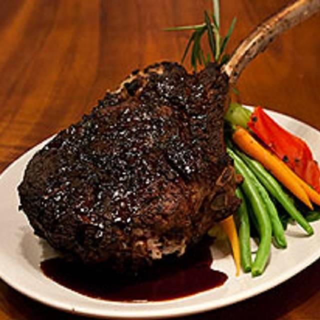 Tomahawk - Wildfire Steakhouse North York, Toronto, ON