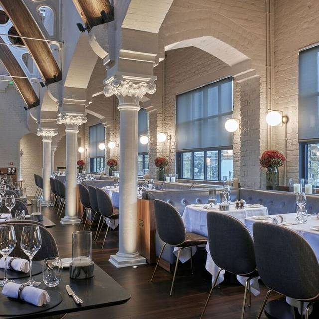 German Gymnasium Restaurant, London