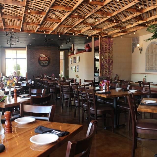 Sapori Italian Restaurant, Washington, MI