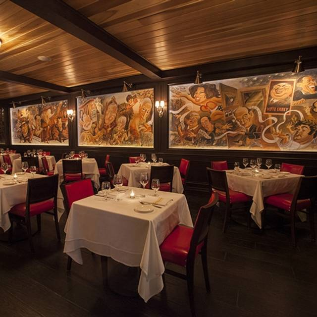La storia restaurant chicago il opentable for 0pen table chicago