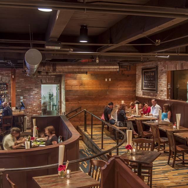 Interior Tavern Coronado Ca
