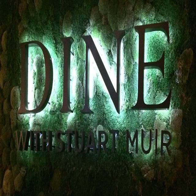 Dine Pic - DINE, Edinburgh