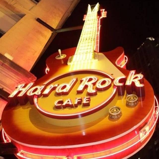 Hard Rock Cafe - Atlanta, Atlanta, GA