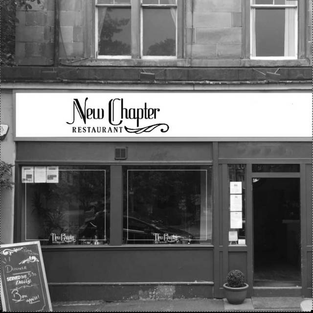 New Chapter - New Chapter, Edinburgh