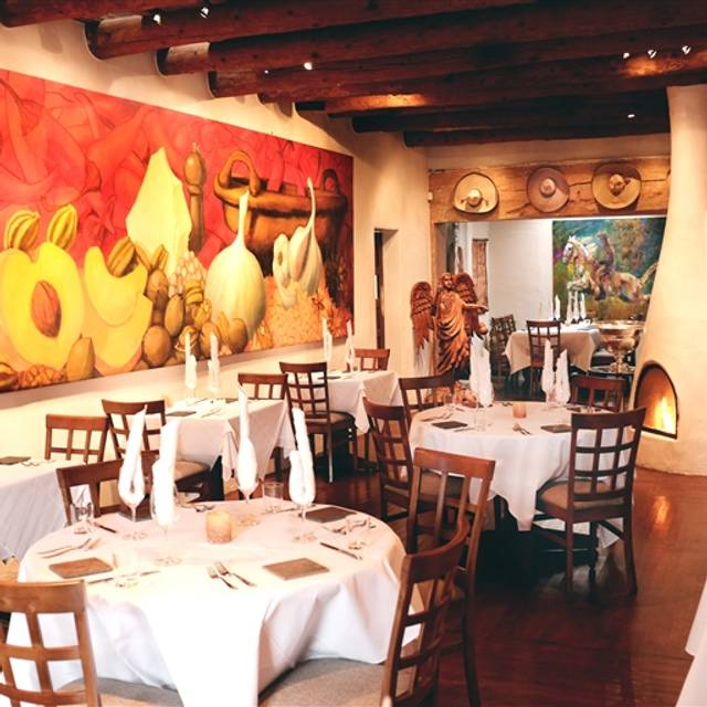 Open Table Restaurants Sante Fe