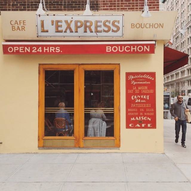 L'Express, New York, NY
