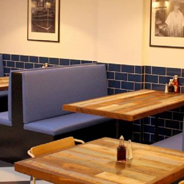 Hobsons - Hobson's Fish and Chips Restaurant, London