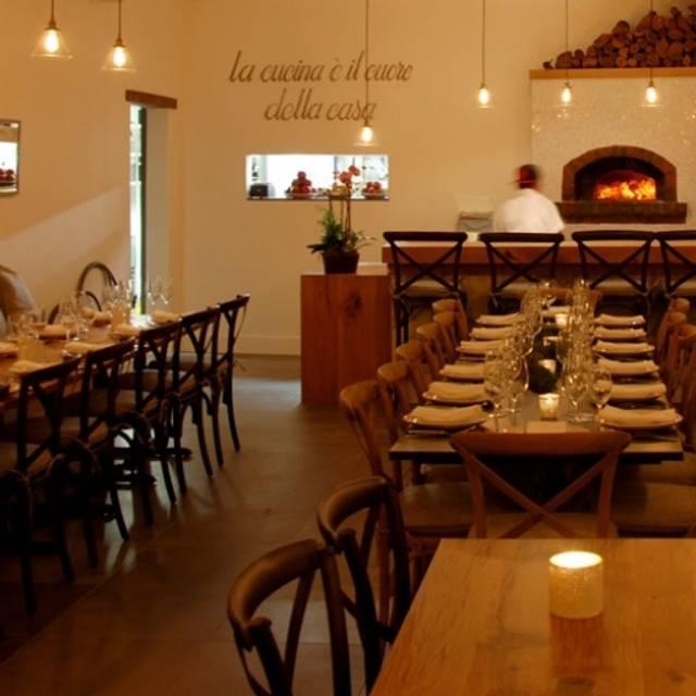cucina sa, San Anselmo, CA