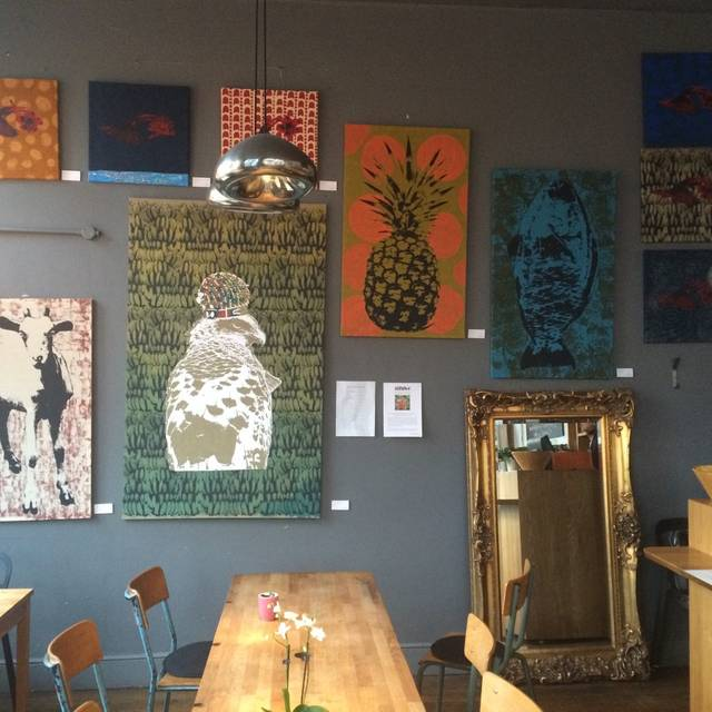 Img - Highbury Arts Club, London