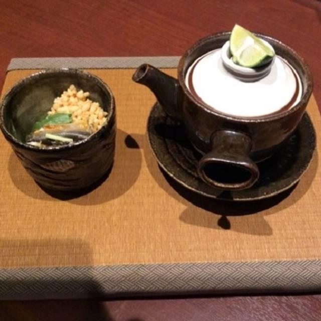 Kaiseki - Kakitsubata - 杜若, 世田谷区, 東京都