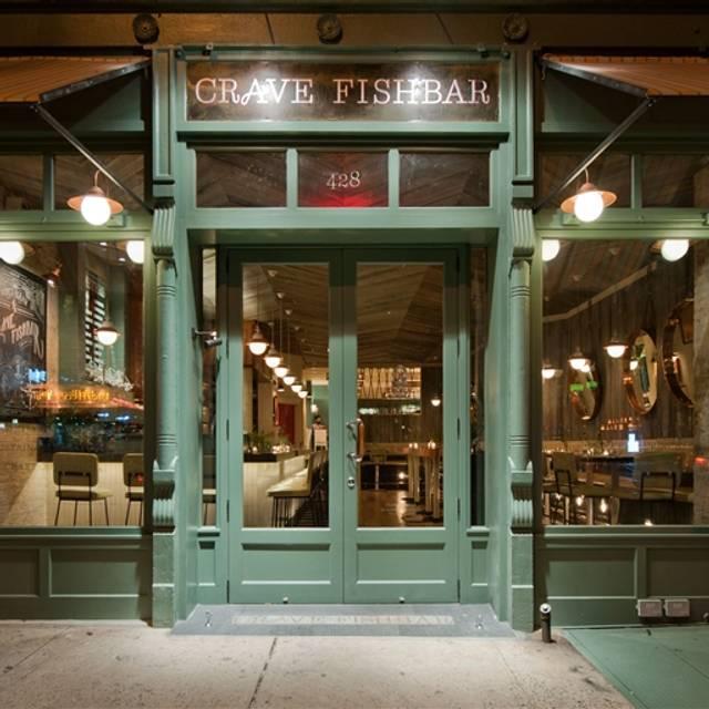 Crave Fishbar - UWS, New York, NY