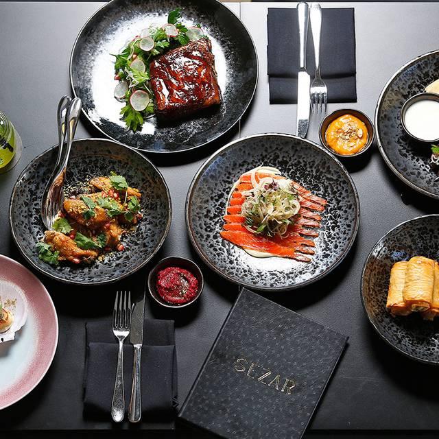 Sezar Restaurant, Melbourne, AU-VIC