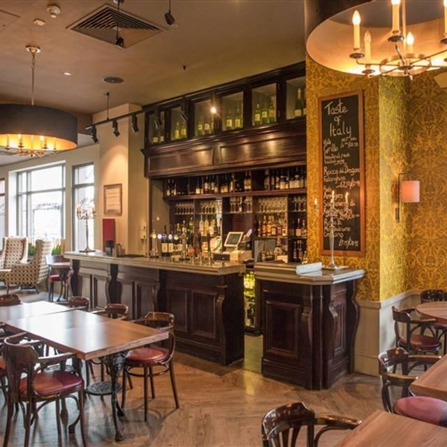 Davy's at Canary Wharf, London