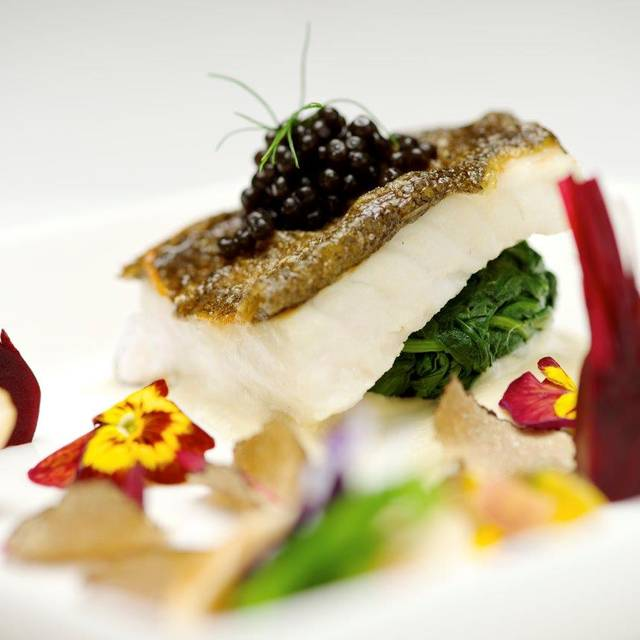 Panfried Turbot Fillet With Salsify - The Jazz Lounge at The Wellesley London, London
