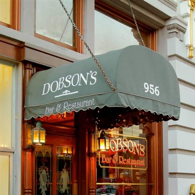 Dobson's Bar & Restaurant, San Diego, CA
